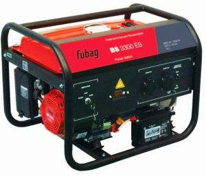 Ѕензиновый генератор Fubag BS 3300 ES