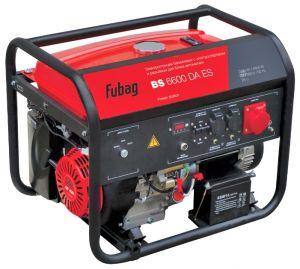 Бензиновый генератор Fubag BS 6600 DА ES