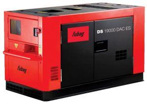 Дизельный генератор FUBAG DS 19000 DAC ES