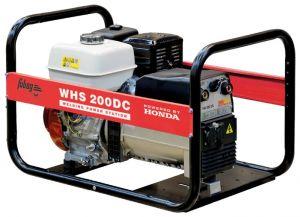 Бензиновый генератор FUBAG WHS 200DC (Сварочный)
